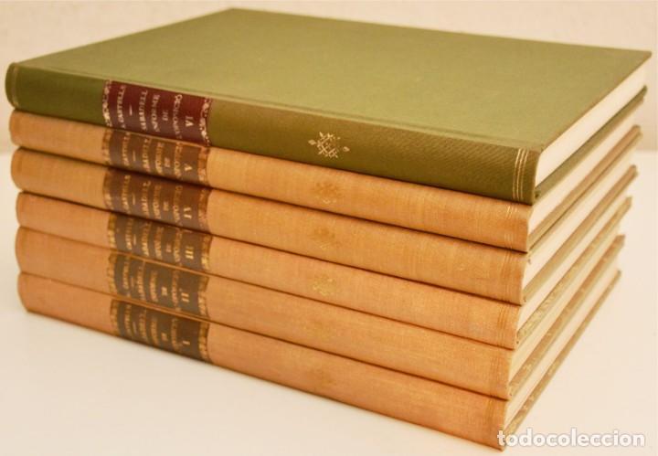 Libros de segunda mano: SABADELL, INFORME DE L'OPOSICIÓ (6 VOLUMS) - Foto 4 - 212583411