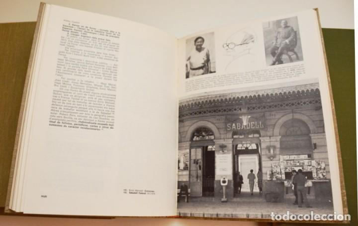 Libros de segunda mano: SABADELL, INFORME DE L'OPOSICIÓ (6 VOLUMS) - Foto 6 - 212583411