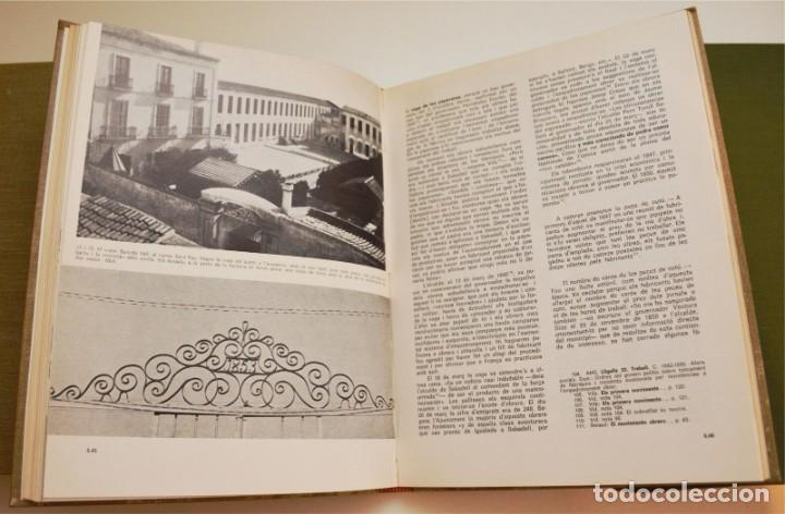 Libros de segunda mano: SABADELL, INFORME DE L'OPOSICIÓ (6 VOLUMS) - Foto 9 - 212583411