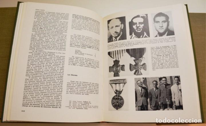 Libros de segunda mano: SABADELL, INFORME DE L'OPOSICIÓ (6 VOLUMS) - Foto 11 - 212583411