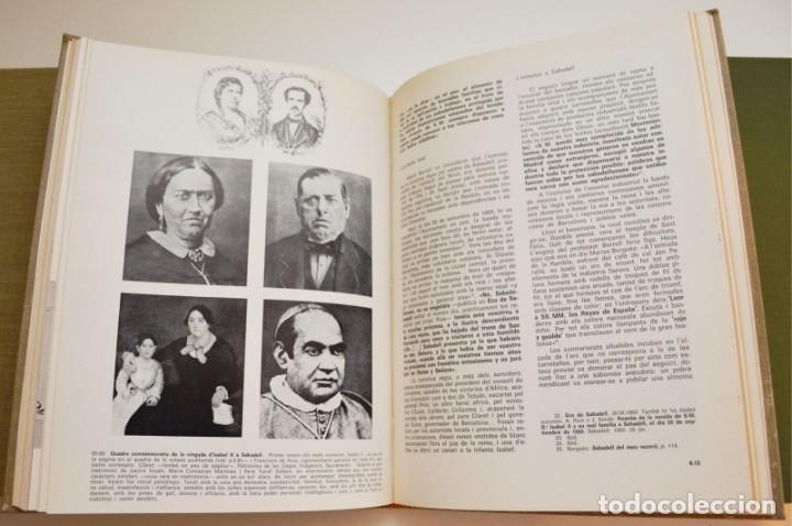 Libros de segunda mano: SABADELL, INFORME DE L'OPOSICIÓ (6 VOLUMS) - Foto 12 - 212583411