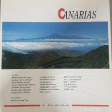 Libros de segunda mano: LIBRO CON FOTOS - CANARIAS - VARIOS AUTORES - TAPAS DURAS - 1995 - EDITORIAL MEDITERRANEO. Lote 213117903