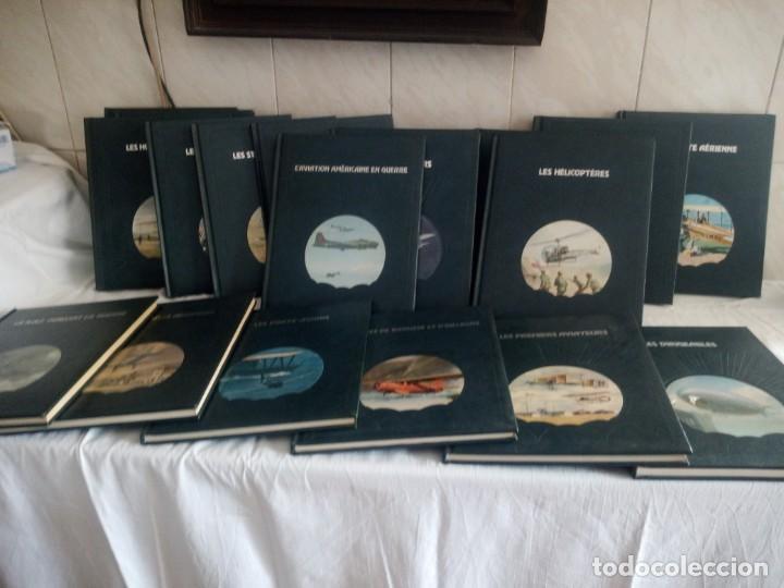 Libros de segunda mano: La Conquête du Ciel conjunto de 20 volúmenes de la serie Time-Life,1983,frances. - Foto 7 - 213440971