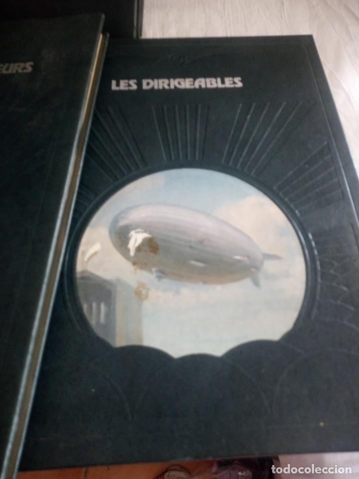 Libros de segunda mano: La Conquête du Ciel conjunto de 20 volúmenes de la serie Time-Life,1983,frances. - Foto 8 - 213440971