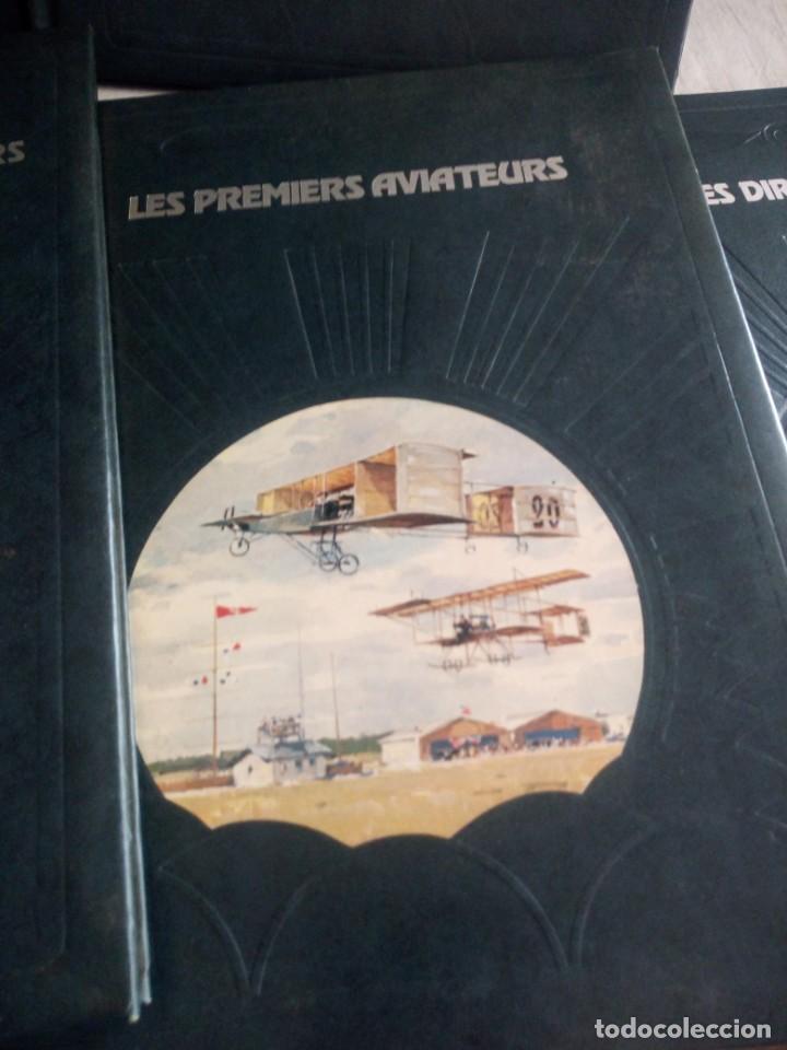 Libros de segunda mano: La Conquête du Ciel conjunto de 20 volúmenes de la serie Time-Life,1983,frances. - Foto 9 - 213440971