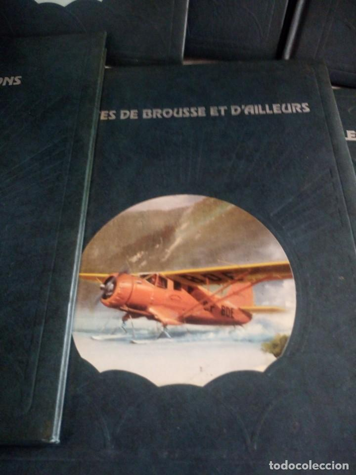 Libros de segunda mano: La Conquête du Ciel conjunto de 20 volúmenes de la serie Time-Life,1983,frances. - Foto 10 - 213440971
