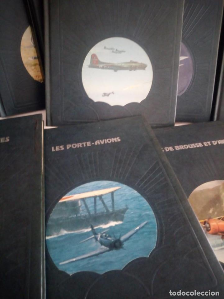 Libros de segunda mano: La Conquête du Ciel conjunto de 20 volúmenes de la serie Time-Life,1983,frances. - Foto 11 - 213440971