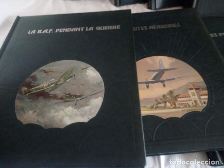 Libros de segunda mano: La Conquête du Ciel conjunto de 20 volúmenes de la serie Time-Life,1983,frances. - Foto 12 - 213440971