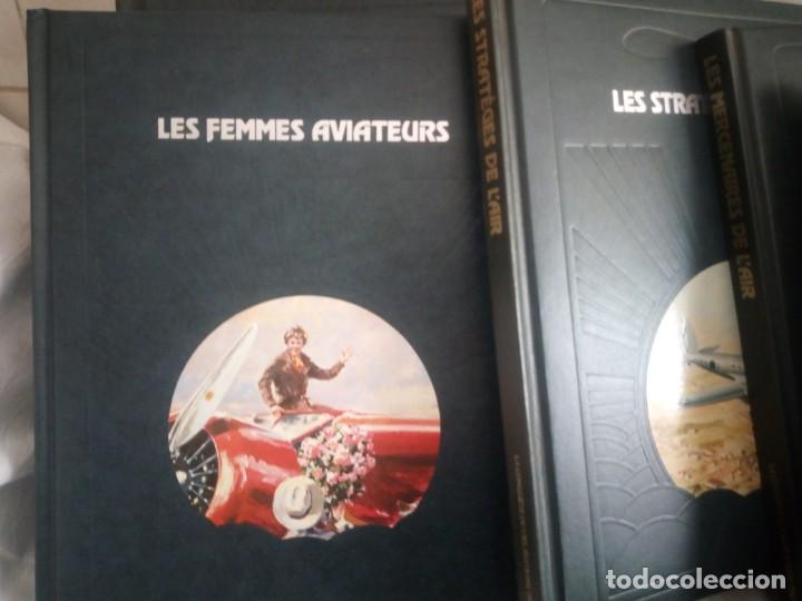 Libros de segunda mano: La Conquête du Ciel conjunto de 20 volúmenes de la serie Time-Life,1983,frances. - Foto 14 - 213440971