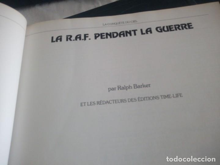 Libros de segunda mano: La Conquête du Ciel conjunto de 20 volúmenes de la serie Time-Life,1983,frances. - Foto 16 - 213440971