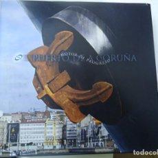 Libros de segunda mano: PUERTO DE A CORUÑA MOTOR DE PROGRESO 2005 GUILLERMO GRANDIO CHAO CON 143 PÁGINAS ENCUADERNADO EN PAS. Lote 213546482