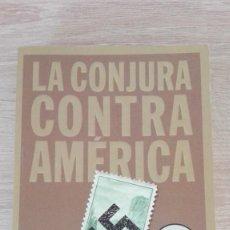 Libros de segunda mano: LA CONJURA CONTRA AMÉRICA-PHILIP ROTH-DEBOLSILLO-1ª EDICIÓN-AÑO 2007. Lote 213927232