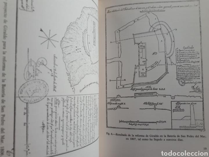 Libros de segunda mano: FORTIFICACIONES DE LA MARUCA. La Batería de San Pedro del Mar y el Castillo de la Corbanera. 1977 - Foto 4 - 214013135