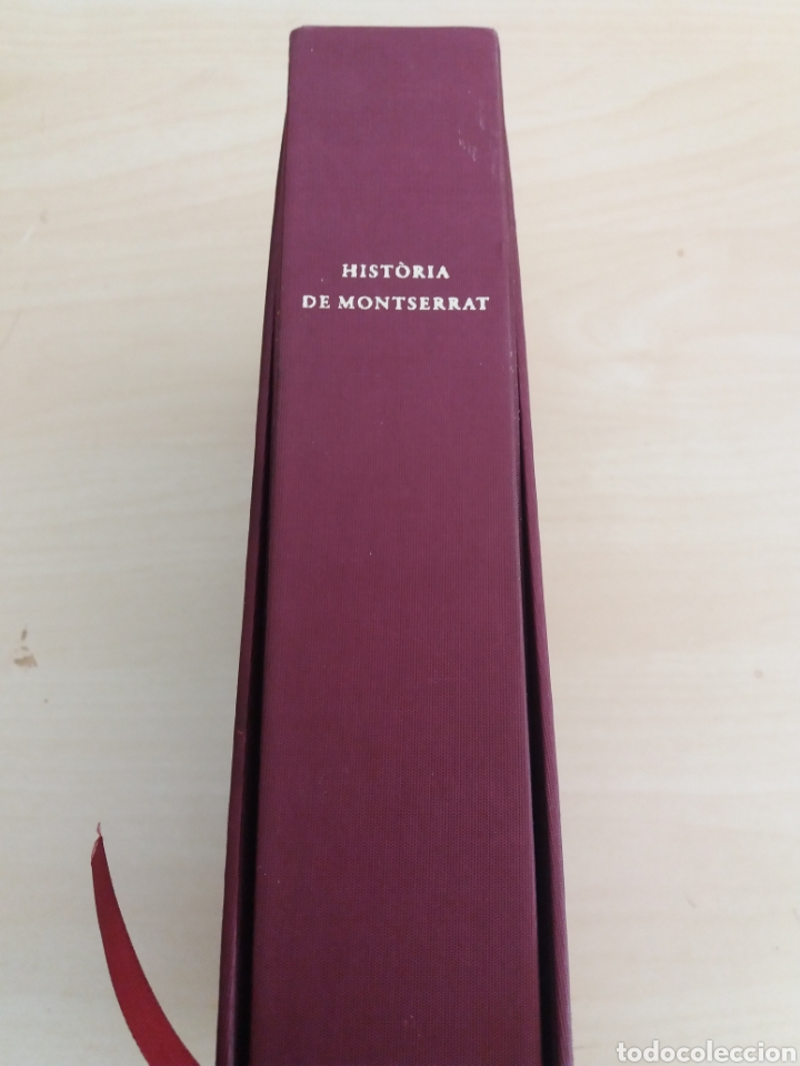 Libros de segunda mano: Historia de Montserrat Abadía de Montserrat 2010 - Foto 2 - 214080387