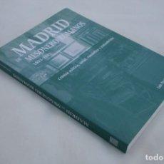 Libros de segunda mano: MADRID DE MESONERO ROMANOS, LUIS PRADOS DE LA PLAZA – CRONICA POLITICA SOCIAL ROMANTICA COSTUMBRISTA. Lote 214218488