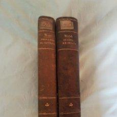 Libros de segunda mano: ISABEL DE ESPAÑA WILLIAM THOMAS Y FERNANDO EL CATÓLICO RICARDO DEL ARCO. Lote 214340162
