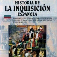 Libros de segunda mano: LIBRO .. HISTORIA DE LA INQUISICIÓN ESPAÑOLA. WALKER, JOSEPH MARTIN. Lote 215424375