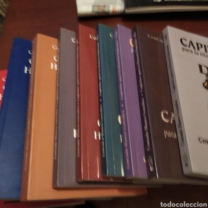 Libros de segunda mano: Capiteles para la historia Bañezana León Conrado Blanco González - Foto 5 - 215676938