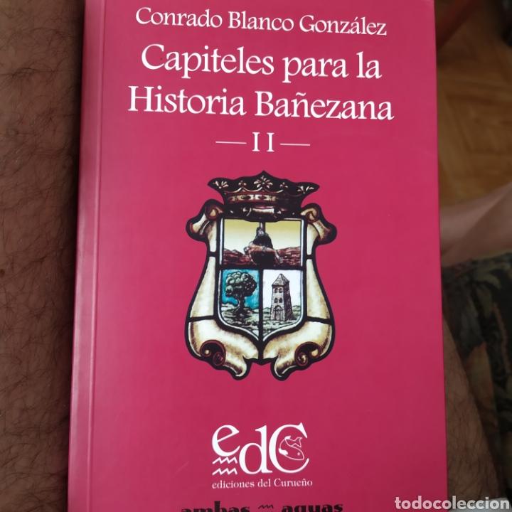 Libros de segunda mano: Capiteles para la historia Bañezana León Conrado Blanco González - Foto 8 - 215676938