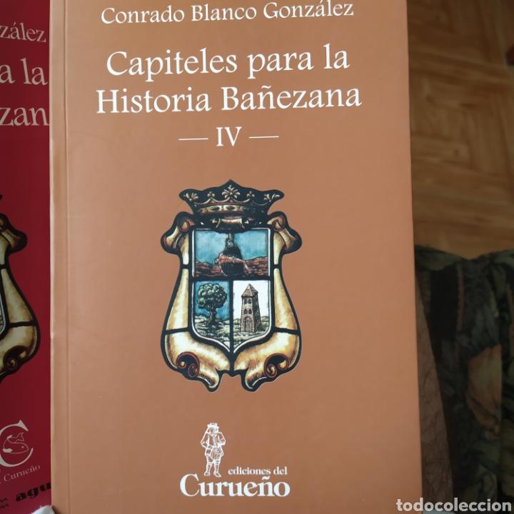 Libros de segunda mano: Capiteles para la historia Bañezana León Conrado Blanco González - Foto 10 - 215676938