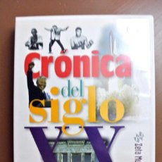 Libros de segunda mano: Nº 10 CRONICA DEL SIGLO XX 1990-1998 ,CD-ROM MULTIMEDIA. Lote 216725573