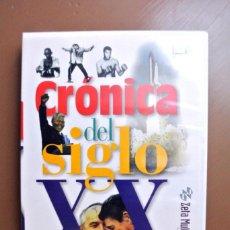 Libros de segunda mano: Nº 9 CRONICA DEL SIGLO XX 1980-1989 ,CD-ROM MULTIMEDIA. Lote 216725727