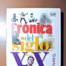 Libros de segunda mano: Nº 7 CRONICA DEL SIGLO XX 1960-1969 ,CD-ROM MULTIMEDIA. Lote 216725876