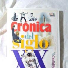 Libros de segunda mano: Nº 8 CRONICA DEL SIGLO XX 1970-1979 ,CD-ROM MULTIMEDIA. Lote 216726846