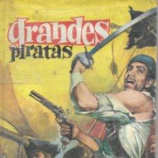 Libros de segunda mano: GRANDES PIRATAS. DE FLORES-LÁZARO. Lote 249481085