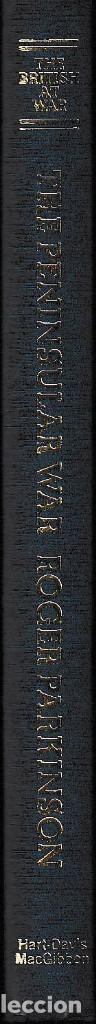 Libros de segunda mano: THE PENINSULAR WAR (ROGER PARKINSON) 1973 - Foto 4 - 217368372