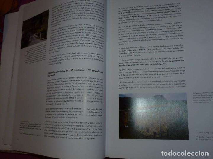Libros de segunda mano: Los Hitos de un Histórico Conflicto Territorial entre Cantabra y País Vasco El Caso Agüera y Trucios - Foto 3 - 217567525