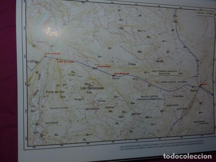 Libros de segunda mano: Los Hitos de un Histórico Conflicto Territorial entre Cantabra y País Vasco El Caso Agüera y Trucios - Foto 5 - 217567525