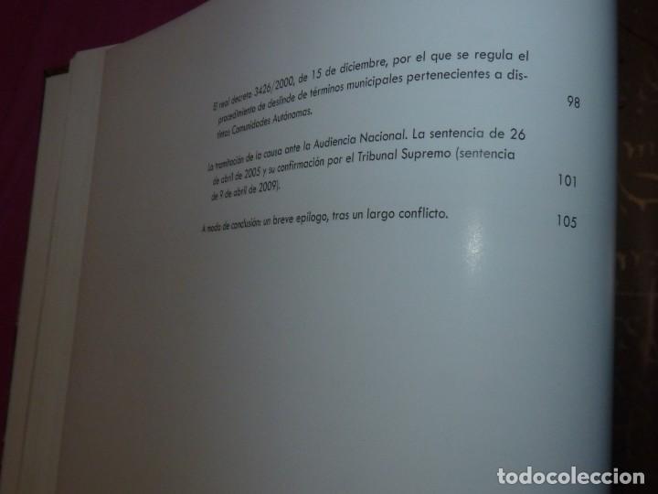 Libros de segunda mano: Los Hitos de un Histórico Conflicto Territorial entre Cantabra y País Vasco El Caso Agüera y Trucios - Foto 8 - 217567525