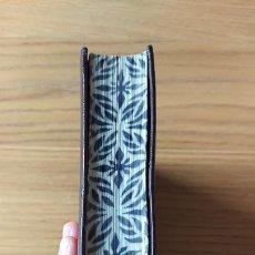 Libros de segunda mano: CONQUISTADORES ESPAÑOLES DEL SIGLO XVI. AGUILAR. PIEL, PAPEL BIBLIA, MUY BUÉN ESTADO. UNA JOYA.. Lote 217906641