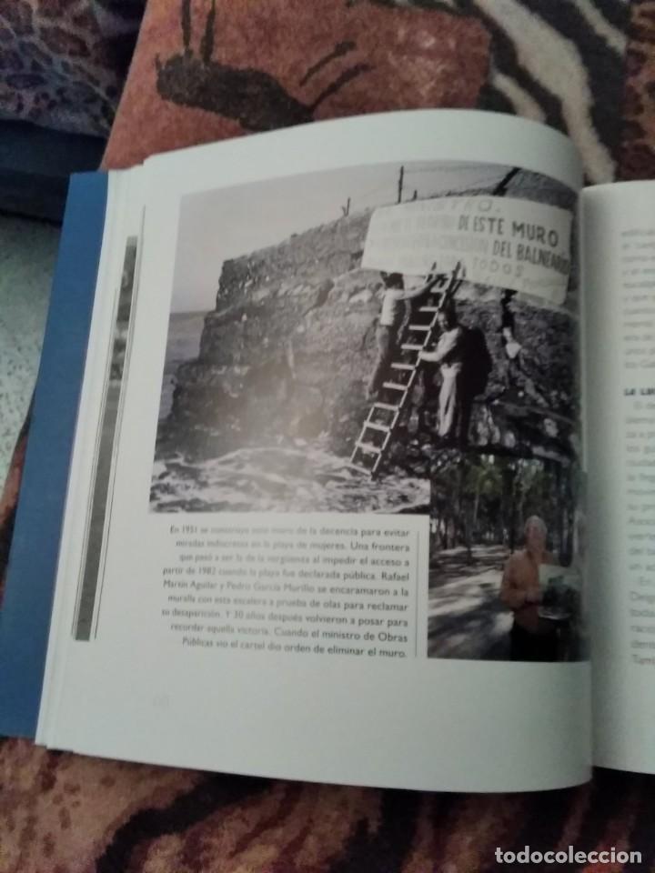 Libros de segunda mano: Los baños del Carmen. 1918/2018. Un siglo de historia de Málaga. Edición de 2018. Raro. Dani - Foto 5 - 218061195
