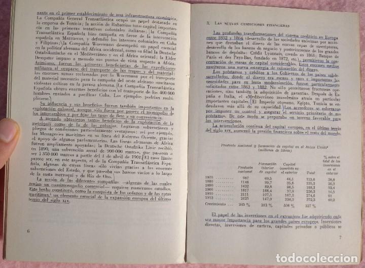Libros de segunda mano: Expansión Europea y Descolonización – Jean Louis Miège (Labor, 1980) /// COLONIALISMO COLONIZACIÓN - Foto 7 - 218101292