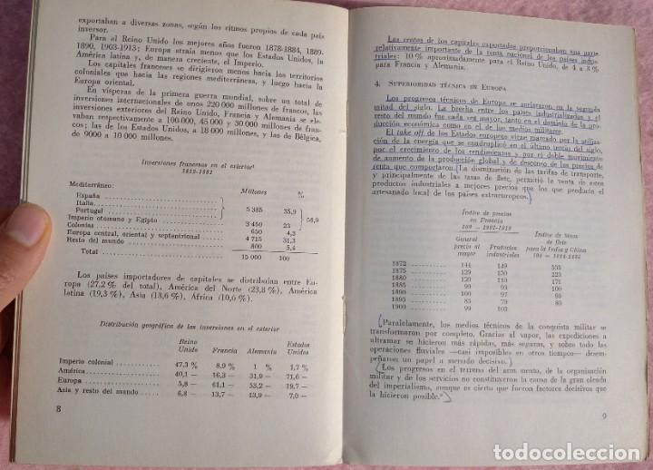 Libros de segunda mano: Expansión Europea y Descolonización – Jean Louis Miège (Labor, 1980) /// COLONIALISMO COLONIZACIÓN - Foto 8 - 218101292
