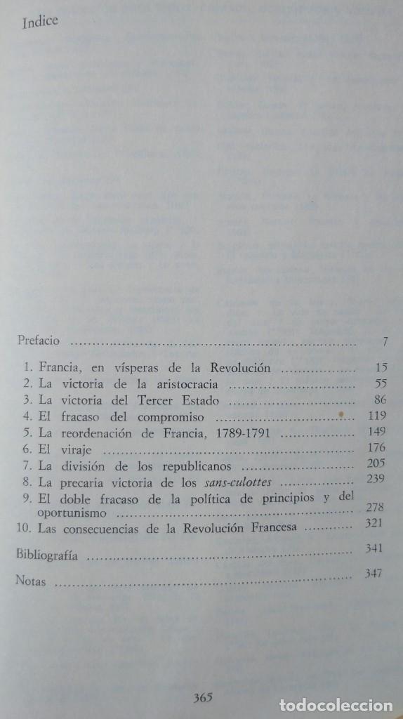 Libros de segunda mano: Historia Social de la Revolución Francesa – Norman Hampson (Alianza, 1970) /// NAPOLEÓN EUROPA - Foto 3 - 218102617