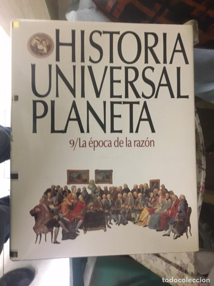 12 LIBROS DE HISTORIA UNIVERSAL DE PLANETA, COLECCIÓN EN IMPECABLE ESTADO DE CONSERVACIÓN (Libros de Segunda Mano - Historia Moderna)
