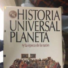 Libros de segunda mano: 12 LIBROS DE HISTORIA UNIVERSAL DE PLANETA, COLECCIÓN EN IMPECABLE ESTADO DE CONSERVACIÓN. Lote 219683538