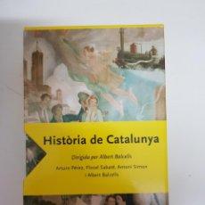 Libros de segunda mano: HISTÒRIA DE CATALUNYA. Lote 221494828