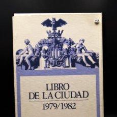 Libros de segunda mano: LIBRO DE LA CULTURA 1979/1982 VALENCIA, ESPAÑA.. Lote 221610646