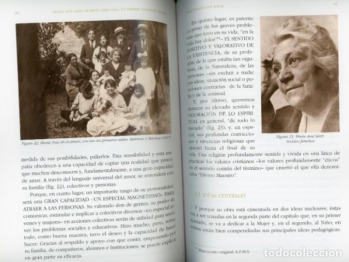 Libros de segunda mano: María Ana Sanz Huarte (1868-1936), por Amelia Guibert Navaz - Foto 5 - 222314040