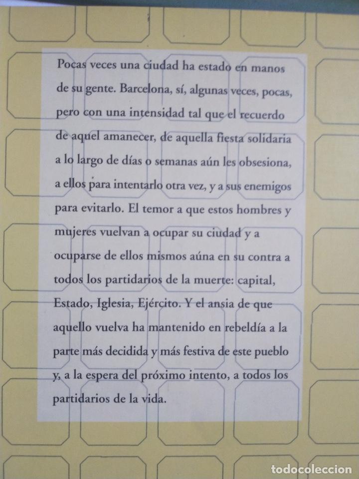 Libros de segunda mano: La Barcelona rebelde. Guía de la ciudad silenciada - Foto 2 - 222550883