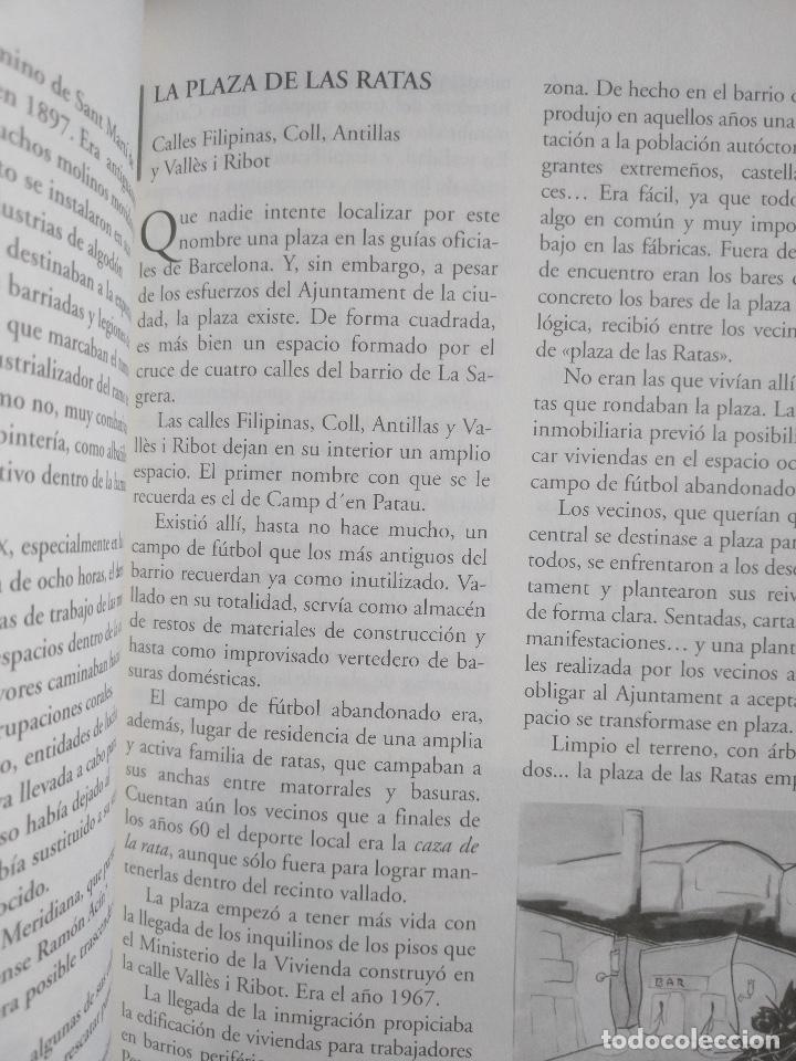 Libros de segunda mano: La Barcelona rebelde. Guía de la ciudad silenciada - Foto 3 - 222550883