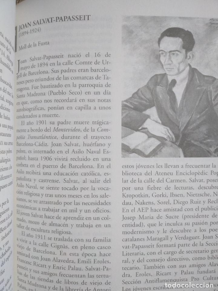 Libros de segunda mano: La Barcelona rebelde. Guía de la ciudad silenciada - Foto 5 - 222550883