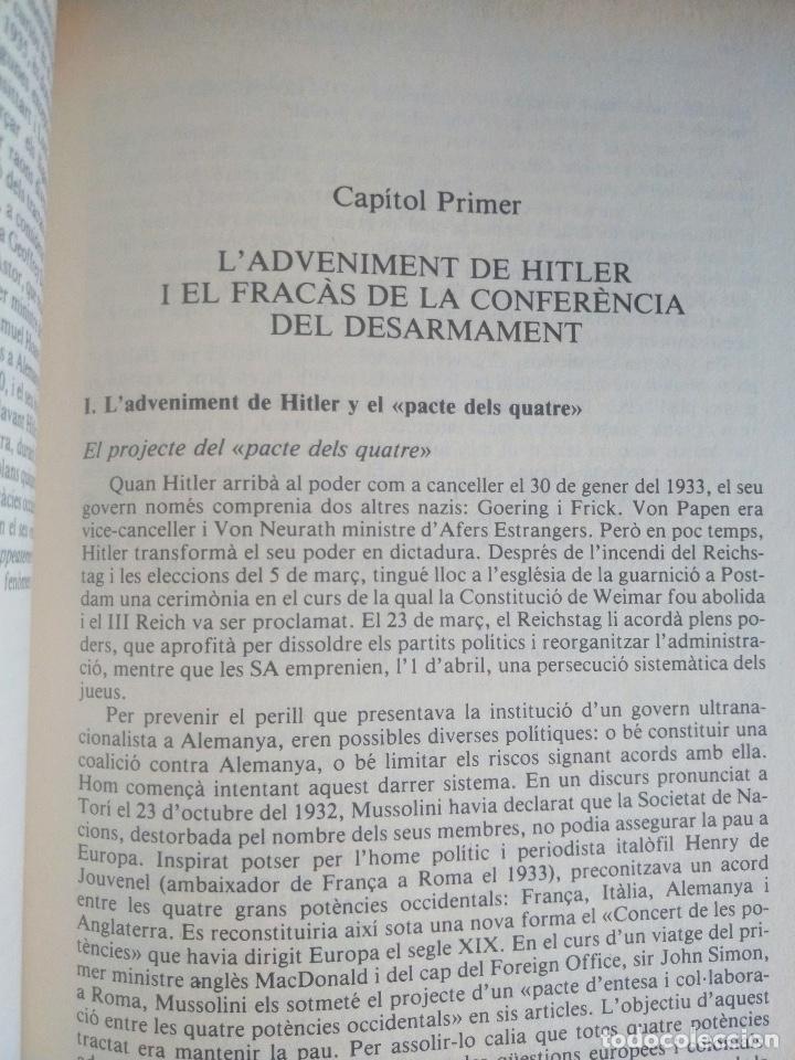 Libros de segunda mano: Història Universal Contemporània. J.B. Duroselle - Foto 2 - 222785500