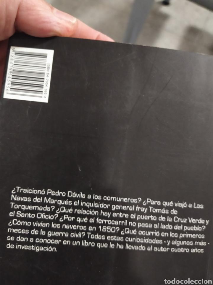 Libros de segunda mano: Historia secreta de las Navas del Marqués Tomás García Yedra primera edición - Foto 2 - 222825935
