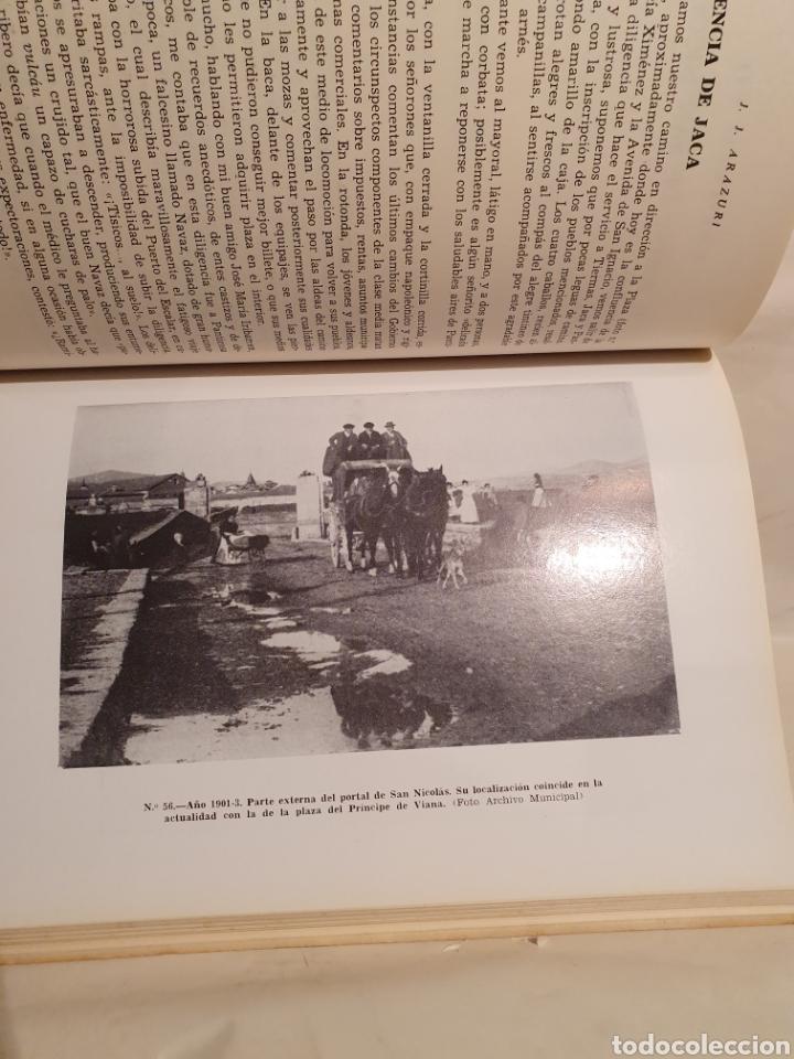 Libros de segunda mano: PAMPLONA ANTAÑO. JOSE JOAQUIN ARAZURI. 1963. - Foto 4 - 222839291