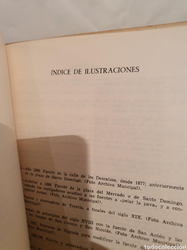 Libros de segunda mano: PAMPLONA ANTAÑO. JOSE JOAQUIN ARAZURI. 1963. - Foto 8 - 222839291